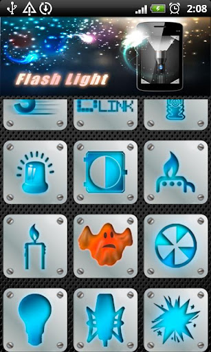 magic-flash-light for android screenshot