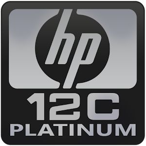 HP 12C Platinum Calculator For PC