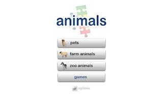 Screenshot of Autism iHelp – Animals