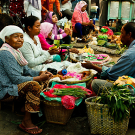 jajan pasar by Ronald Wahyudi - City,  Street & Park  Markets & Shops