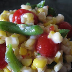 Fresh from the Cob Corn Salad