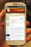 Screenshot of Islam QA