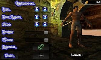 Screenshot of Arena Legends (Tegra 2)