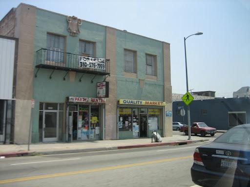Jakieś 50 km od centrum LA