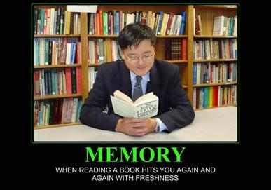 gracepoint berkeley demotivator - memory