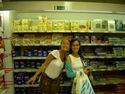 Kathrin, Natalia y la pasta