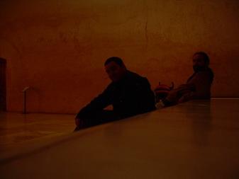 juan y yo en la alhambra