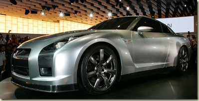 Nissan GT-R Concept (TokyoShow)
