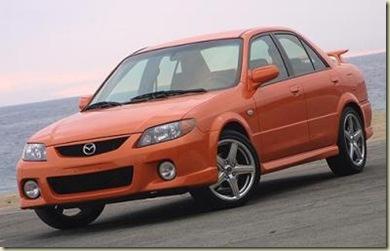 Mazda Mazdaspeed 6