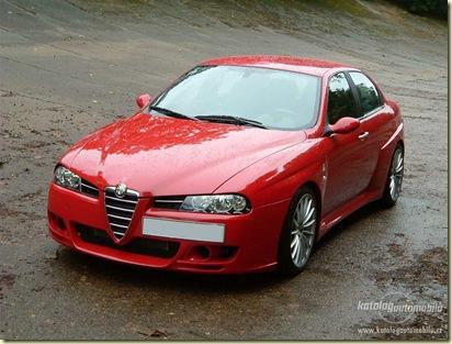 Alfa Romeo 156 2.5 V6 24V 1998