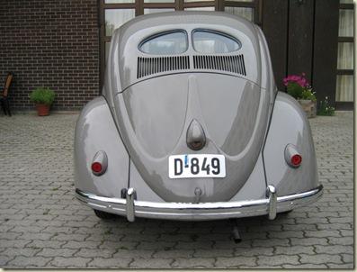 Volkswagen Beetle 1100 Standart 1949