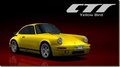 Ruf CTR Yellow