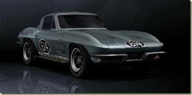Chevrolet Corvette Z06 (C2) Race Car