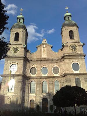 Fachada principal de la Catedral