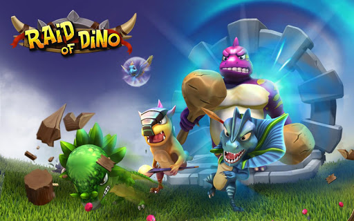 Raid of Dino - screenshot