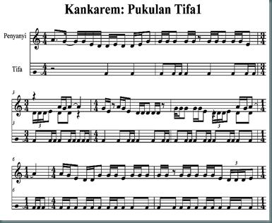 Kankarem tifa 1
