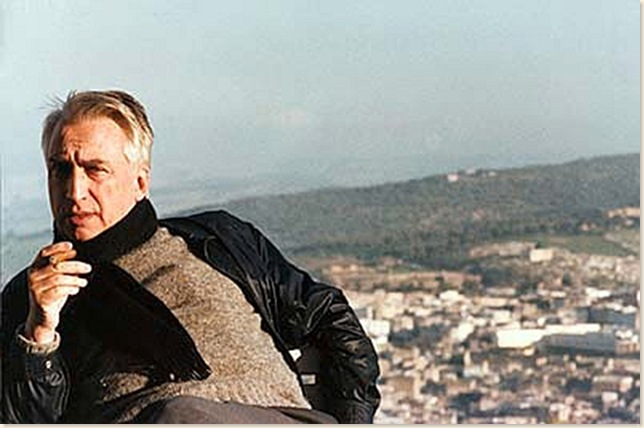 Roland Barthes au Maroc, 1978._Collection Roland Barthes_IMEC