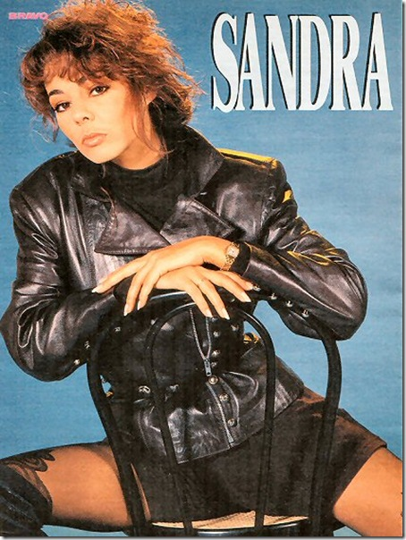 Sandra Cretu 48