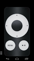 Screenshot of TV (Apple) Remote Control