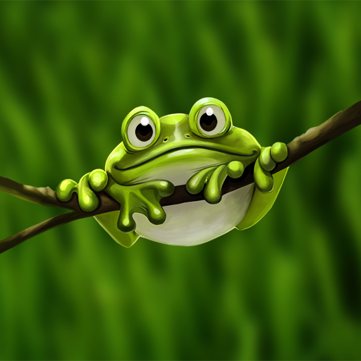 Cute Froggy Pro Live Wallpaper LOGO-APP點子