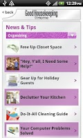 Screenshot of Good Housekeeping @Home