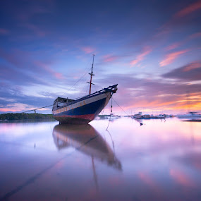serangan fajar by Firman Hananda Boedihardjo - Landscapes Waterscapes