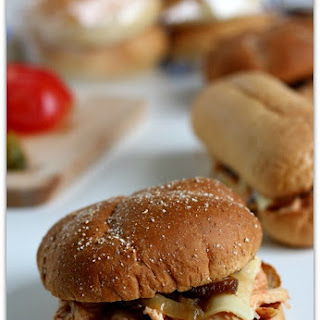 Cream Cheese Chicken Sandwich Recipes