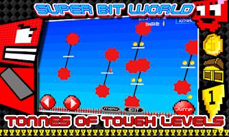 Screenshot of Super Bit World : Hardest Game