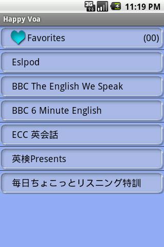 玩教育App|Happy VOA-ESL - Learn English免費|APP試玩