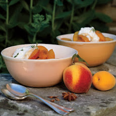 Warm Stone Fruit Salad