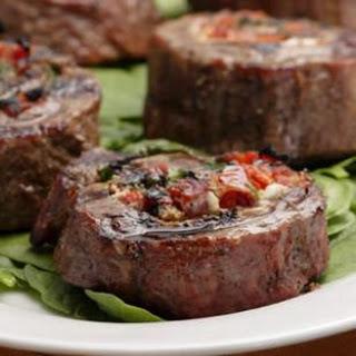 Flank Steak Spinach Pinwheel Recipes
