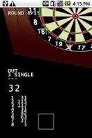 Screenshot of 3D Darts Free