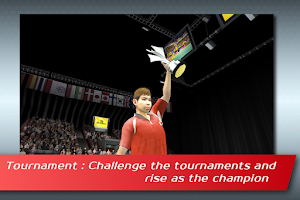Screenshot of Li-Ning Jump Smash 2013™