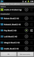 Screenshot of BN Pro BlueICS HD Text