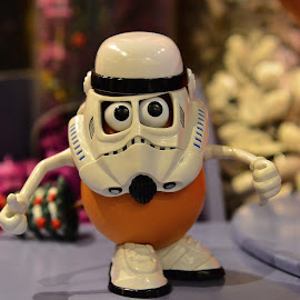 Potato Head Wars by Roy Walter - Artistic Objects Toys ( star wars, mr potato head, toys, toy store, artistic objects )