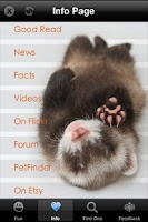 Screenshot of Ferret+ Free