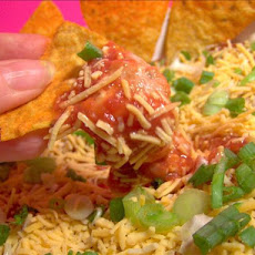 Ww 2 Points - Layered Dip for Nachos