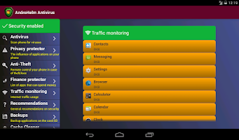 Screenshot of AntiVirus-Android