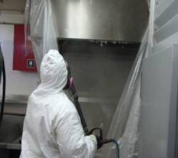 Restaurant Kitchen Hood Cleaning
