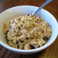 Cherry-Walnut Breakfast Couscous