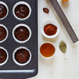 Maple Molasses Muffins (gluten-free)
