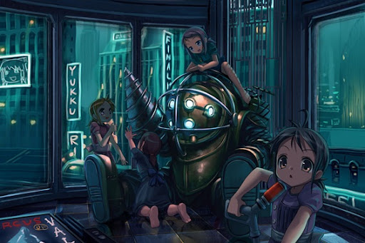 Bioshock_big_little