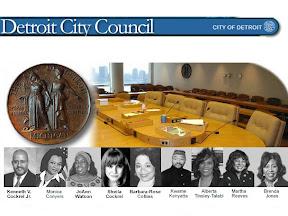 Skład Rady Miasta Detroit