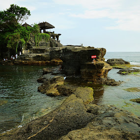 Tanah Lot, Bali by Mohamad Hafizuddin - Landscapes Travel