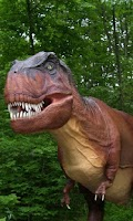 Screenshot of بانوراما لغز الديناصورات لعبة