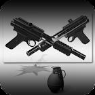 Guns And Ammunition Glossary icon