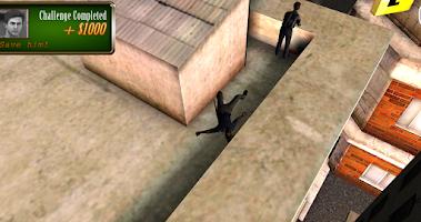Screenshot of Mobster War HD 3D Sniper Game