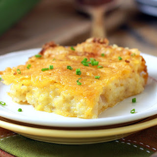 Cracker Barrel Copycat Hash Brown Casserole