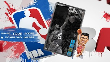 Screenshot of NBA Puzzle