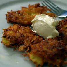Mad Dog's Southwestern Potato Latkes
